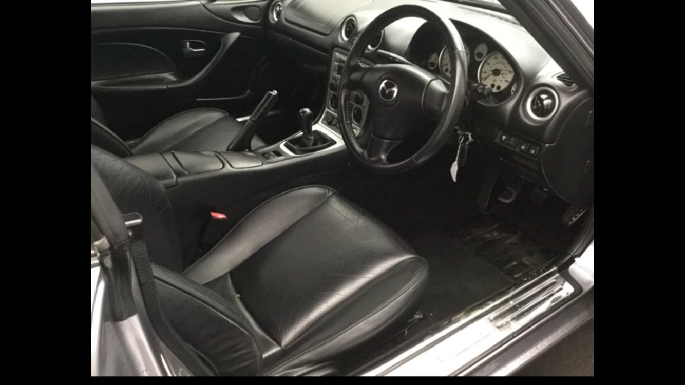 2004 Mazda mx5 1.8 s-vt 6 speed *31,000 miles* For Sale (picture 6 of 6)