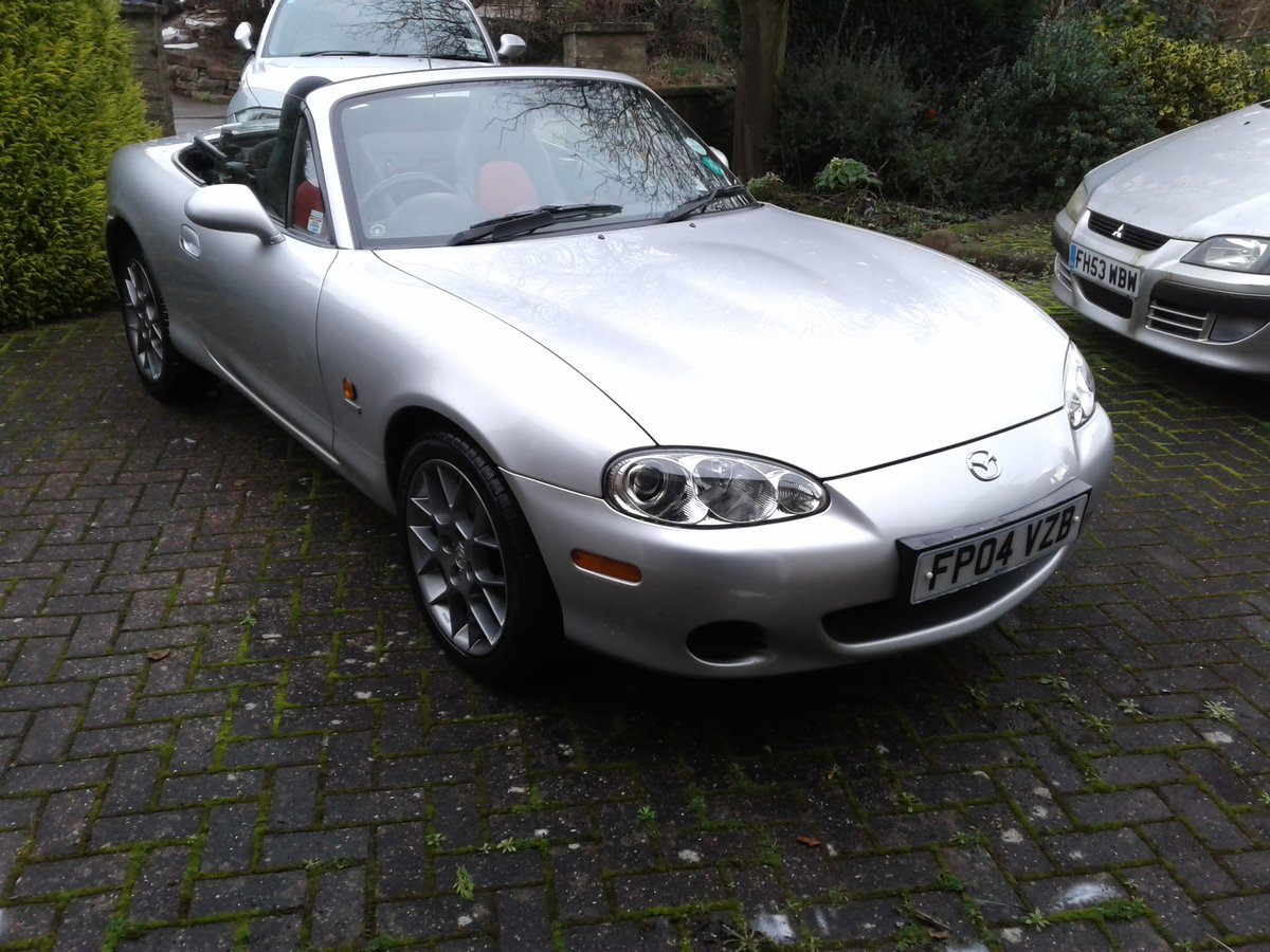 Mazda MX5 Euphonic 2004 One Owner SOLD (picture 3 of 6)