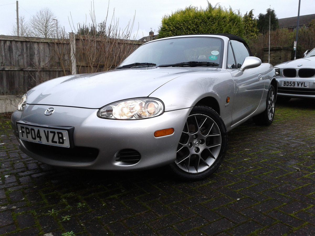 Mazda MX5 Euphonic 2004 One Owner SOLD (picture 4 of 6)