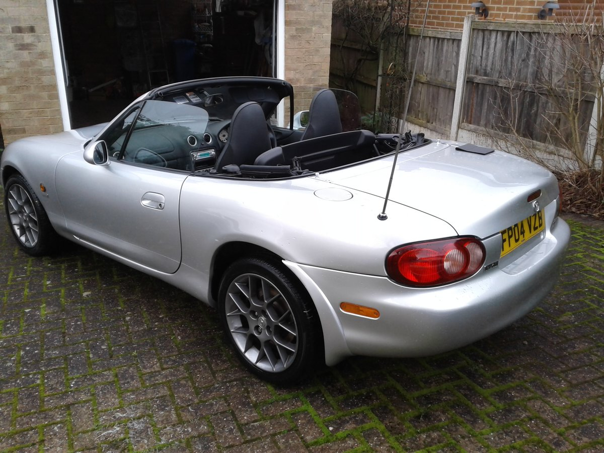 Mazda MX5 Euphonic 2004 One Owner SOLD (picture 5 of 6)