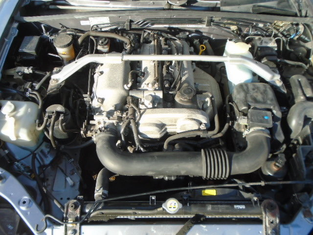 2004 Mazda MX5 Euphonic, 1800cc + Leather.  For Sale (picture 6 of 6)