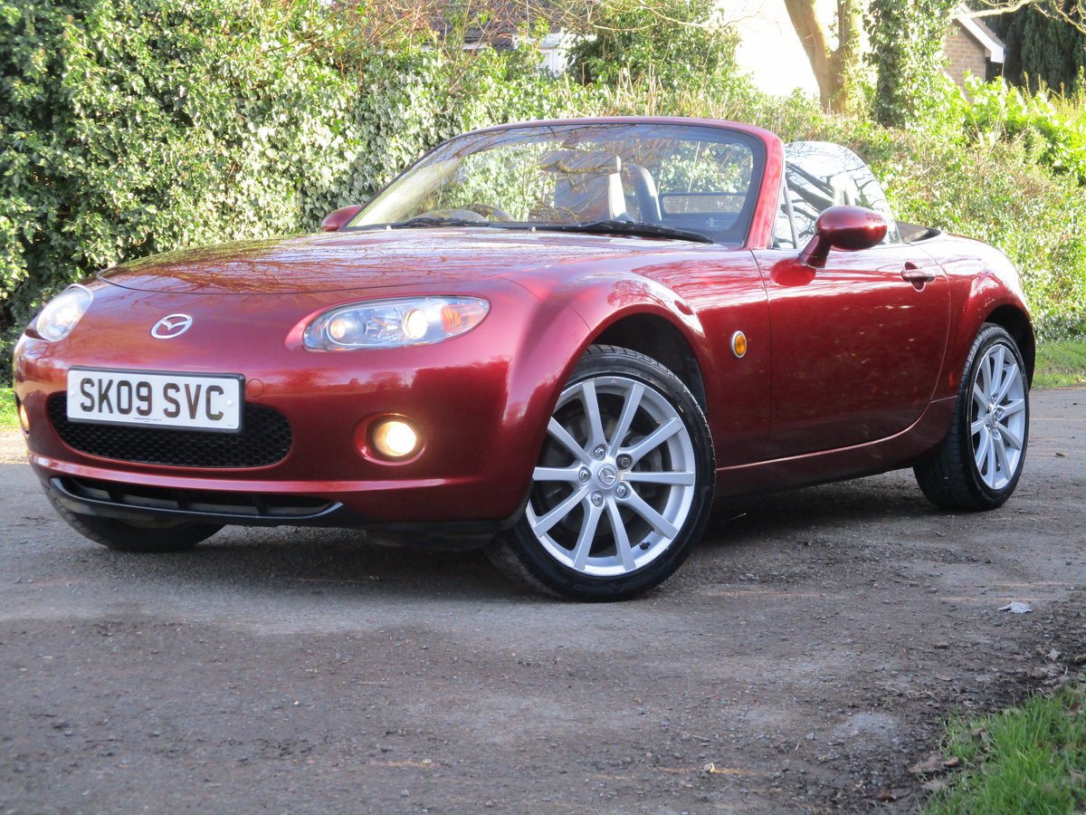 2009 Exceptional low mileage MX5 Sport. MX5 SPECIALISTS For Sale (picture 3 of 6)