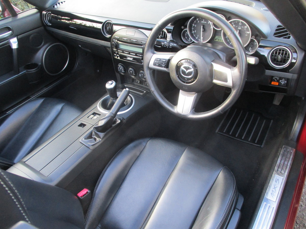 2009 Exceptional low mileage MX5 Sport. MX5 SPECIALISTS For Sale (picture 5 of 6)