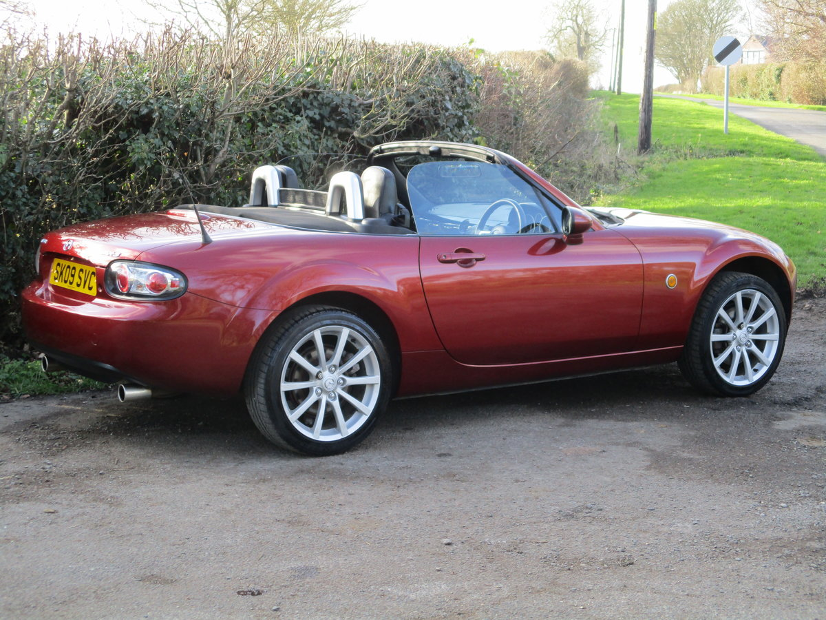 2009 Exceptional low mileage MX5 Sport. MX5 SPECIALISTS For Sale (picture 6 of 6)