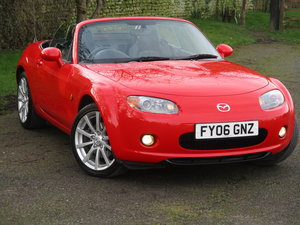 2006 Exceptional low mileage MX5 Sport. MX5 SPECIALISTS For Sale