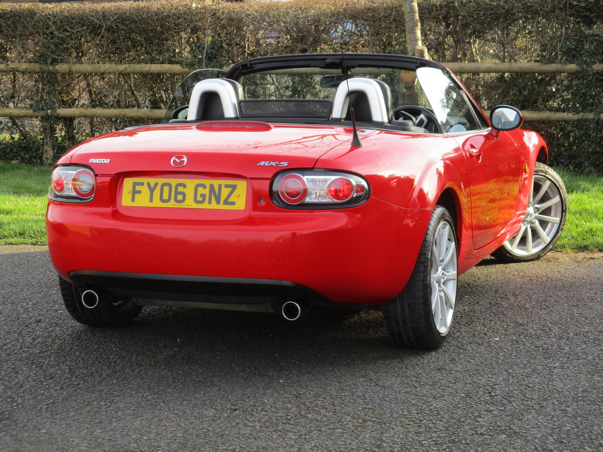 2006 Exceptional low mileage MX5 Sport. MX5 SPECIALISTS For Sale (picture 2 of 6)