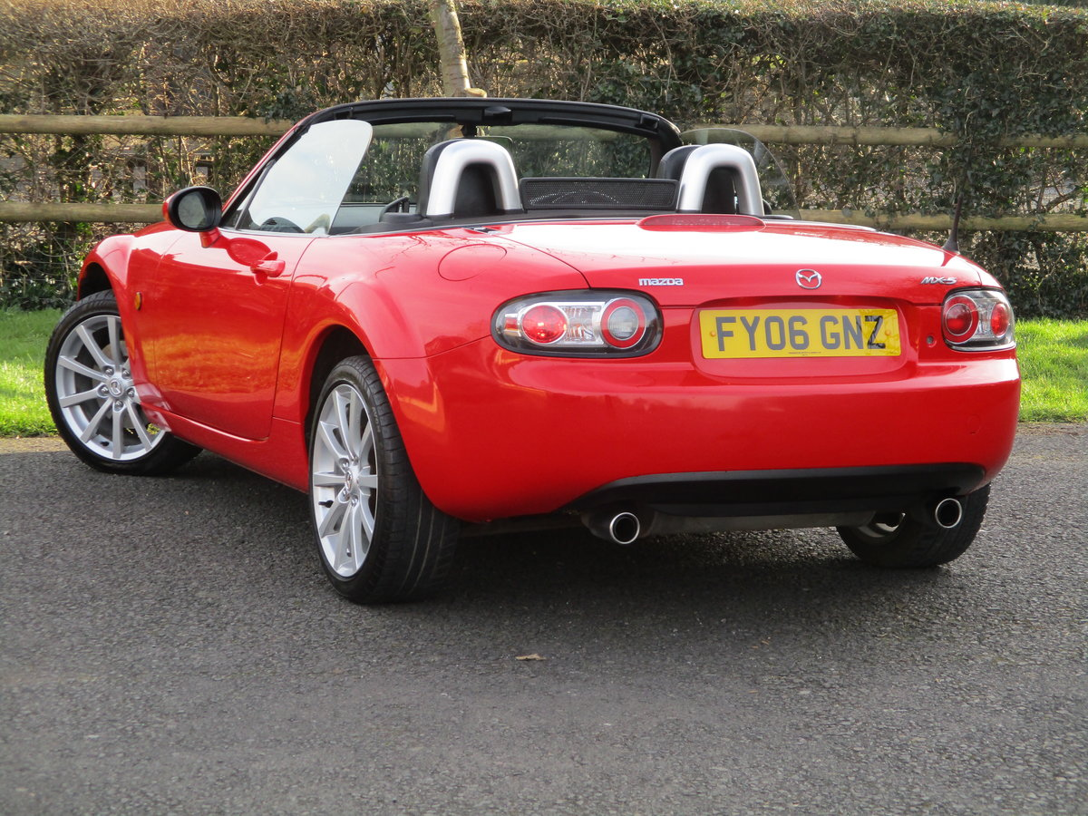 2006 Exceptional low mileage MX5 Sport. MX5 SPECIALISTS For Sale (picture 3 of 6)