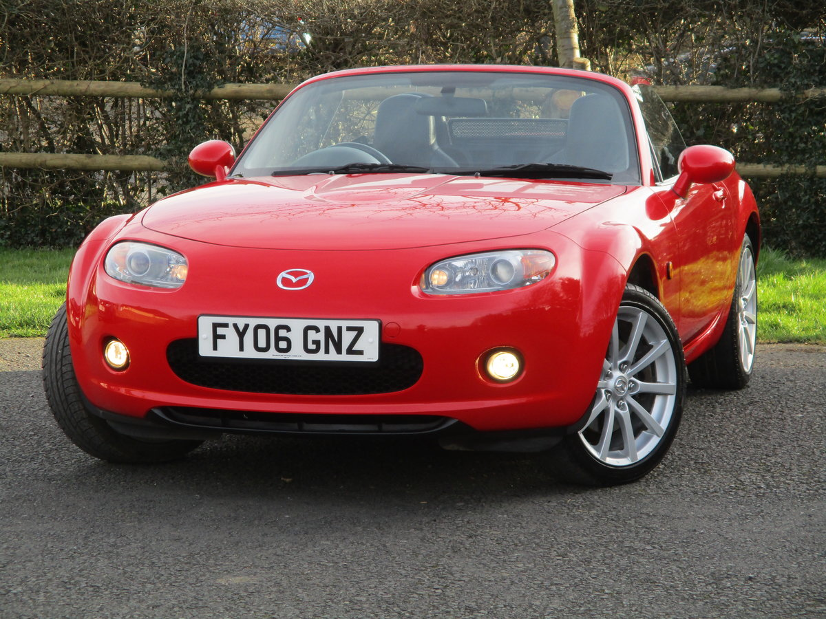 2006 Exceptional low mileage MX5 Sport. MX5 SPECIALISTS For Sale (picture 4 of 6)
