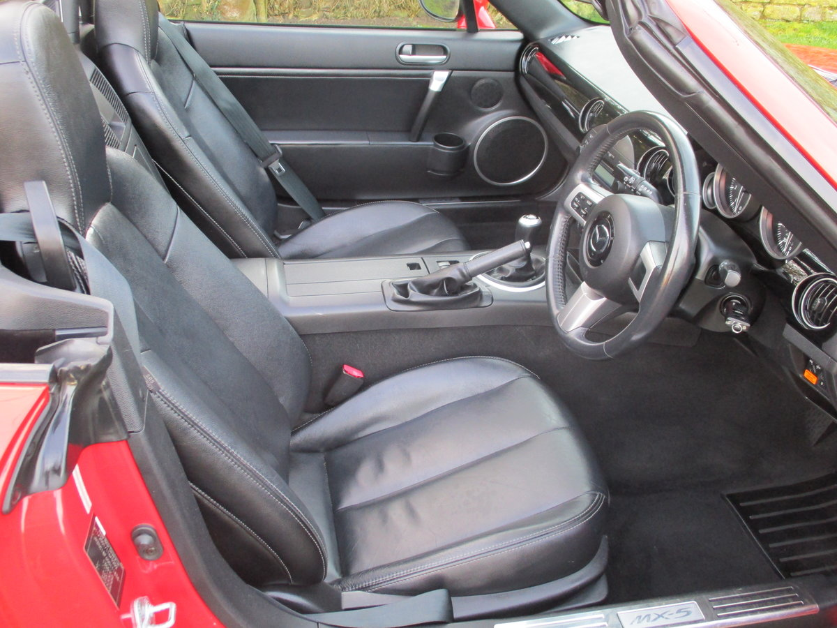 2006 Exceptional low mileage MX5 Sport. MX5 SPECIALISTS For Sale (picture 5 of 6)