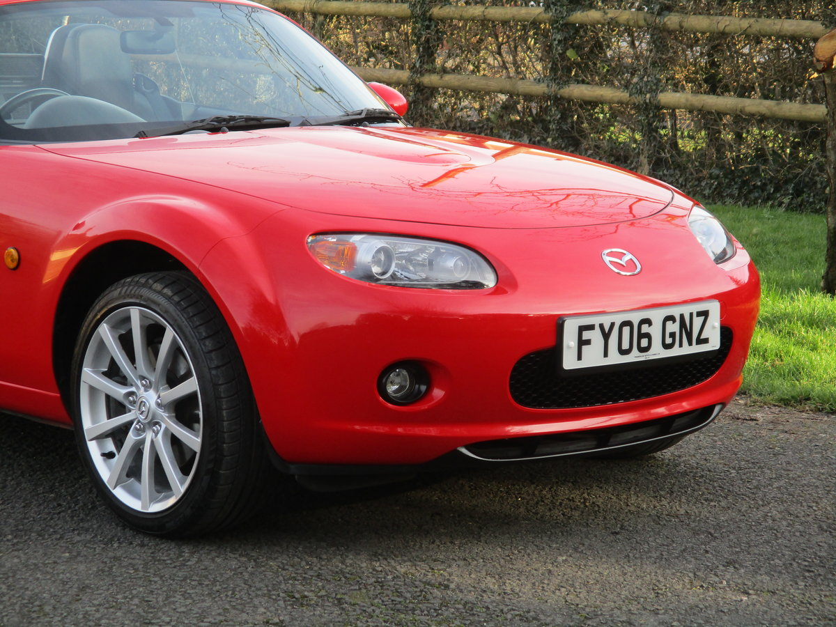 2006 Exceptional low mileage MX5 Sport. MX5 SPECIALISTS For Sale (picture 6 of 6)