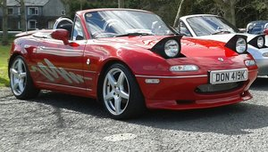1995 Mx5 eunos