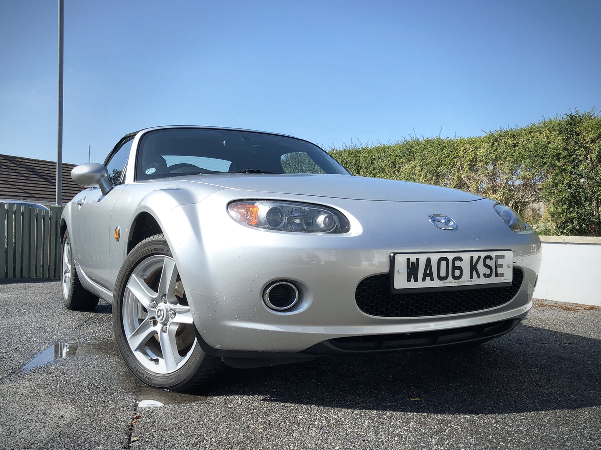 2006 Mazda MX5 1.8 low miles mint condition For Sale (picture 1 of 6)