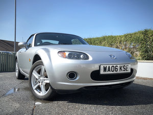 2006 Mazda MX5 1.8 low miles mint condition For Sale