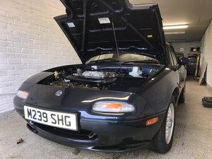 Mazda mx5 g limited low miles
