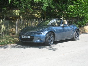 2016 Mazda MX-5 Priced to sell