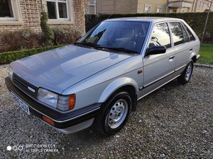 1987 Mazda 323 LX with just 9951mls. 1owner