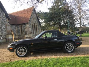 1992 Super Mazda MX5 Eunos Mk1 AUTO