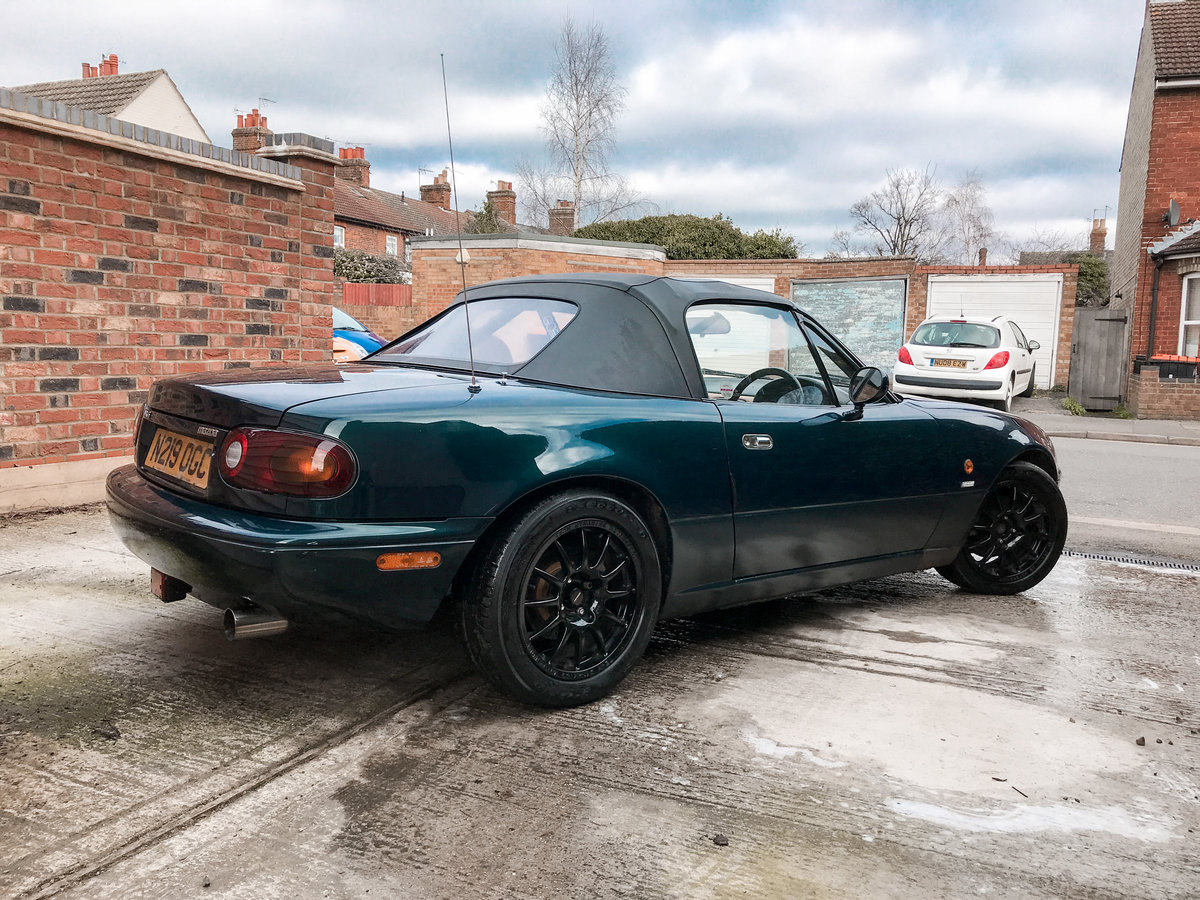1996 MX5 Gleneagles 1.8 Beautiful car with full MOT For Sale (picture 5 of 6)