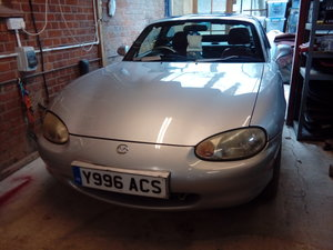 2001 Mazda mx5 2nd rarest ever made...... For Sale