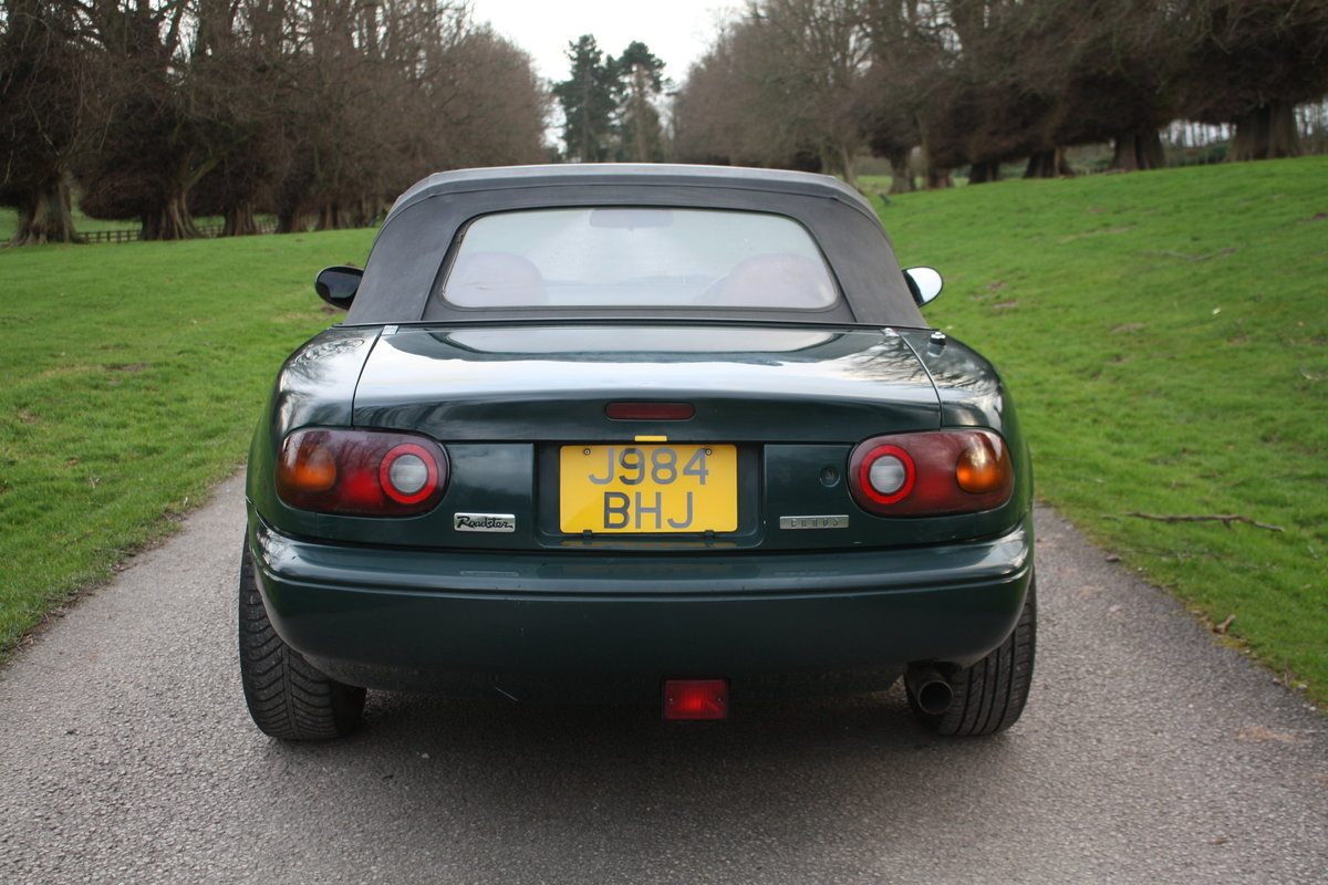 1992 Mazda MX5 MK1 Eunos Roadster (deposit taken)  SOLD (picture 4 of 6)