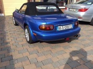 Mazda Mx5 Classic Mk1