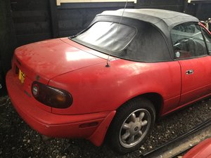 Mazda Eunos Roadster part of disbanded collection