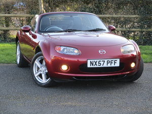 2007 Good, well maintained MX5 Sport. MX5 SPECIALISTS