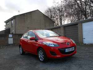 2011 Mazda 2 1.5i Auto One Owner + 12 Month Mots SOLD