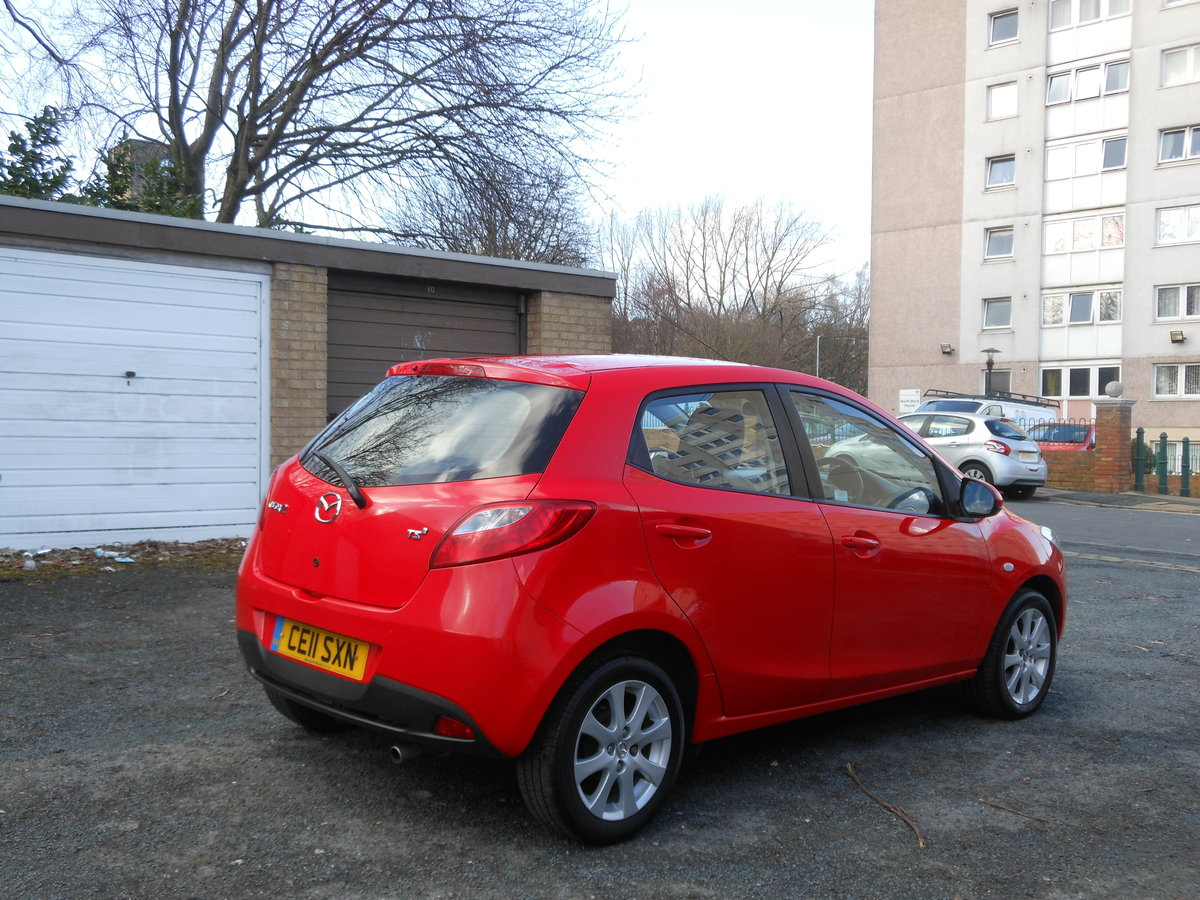 2011 Mazda 2 1.5i Auto One Owner + 12 Month Mots For Sale (picture 2 of 6)