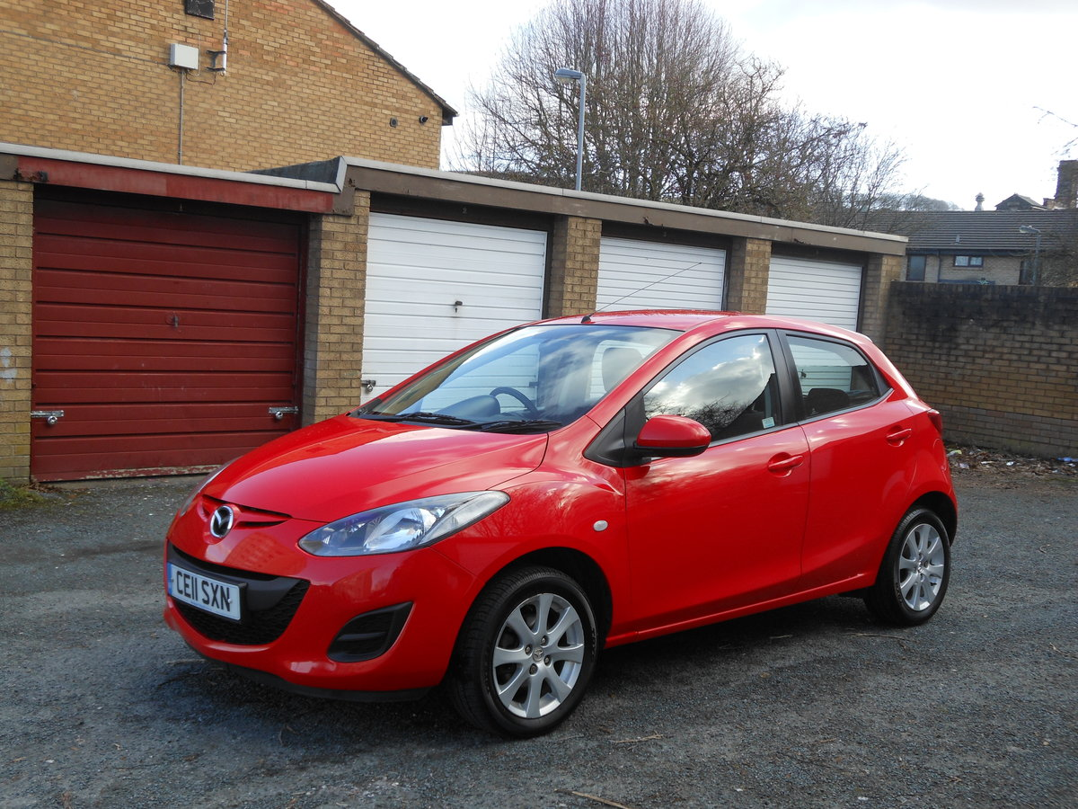 2011 Mazda 2 1.5i Auto One Owner + 12 Month Mots For Sale (picture 4 of 6)