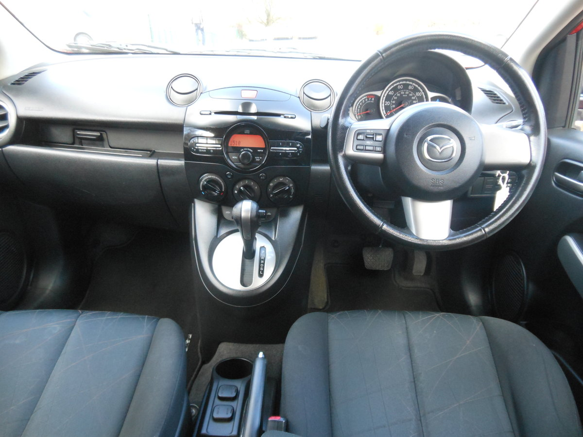 2011 Mazda 2 1.5i Auto One Owner + 12 Month Mots For Sale (picture 6 of 6)