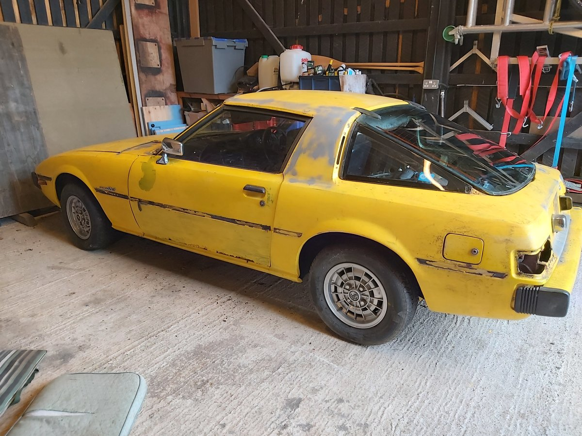 1978 EARLY 1st GEN RX7 For Sale (picture 6 of 6)