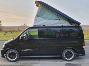 Mazda bongo campervan 6 seat 4 berth with kitchen