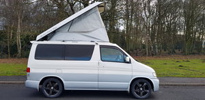 1999 Mazda bongo campervan 4/5 berth 6 seat & kitchen