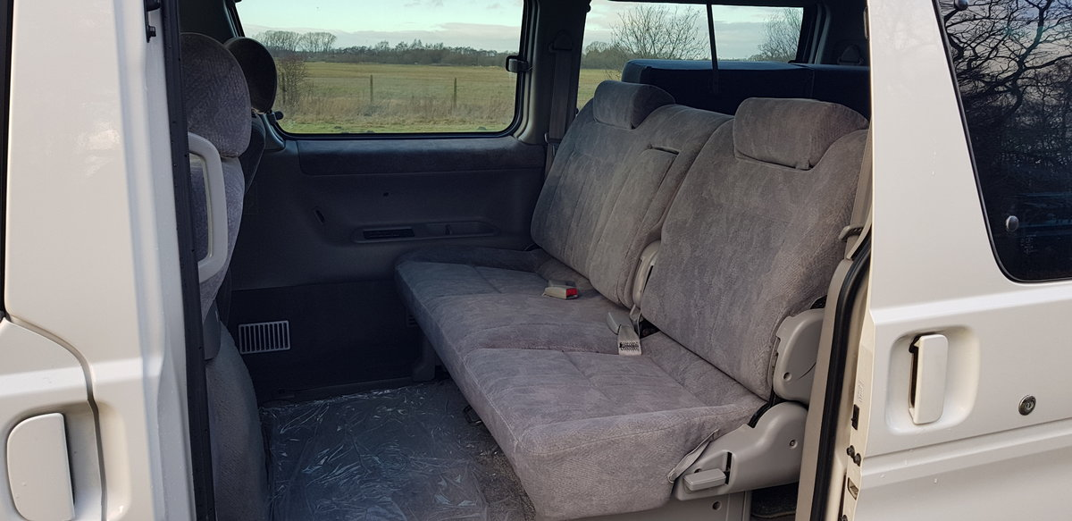 1999 Mazda bongo campervan 4/5 berth 6 seat & kitchen For Sale (picture 5 of 6)