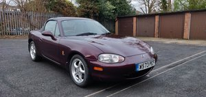 2000 Mazda MX5 Icon Edition 1.8
