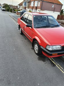 1987 Mazda 323 glx auto