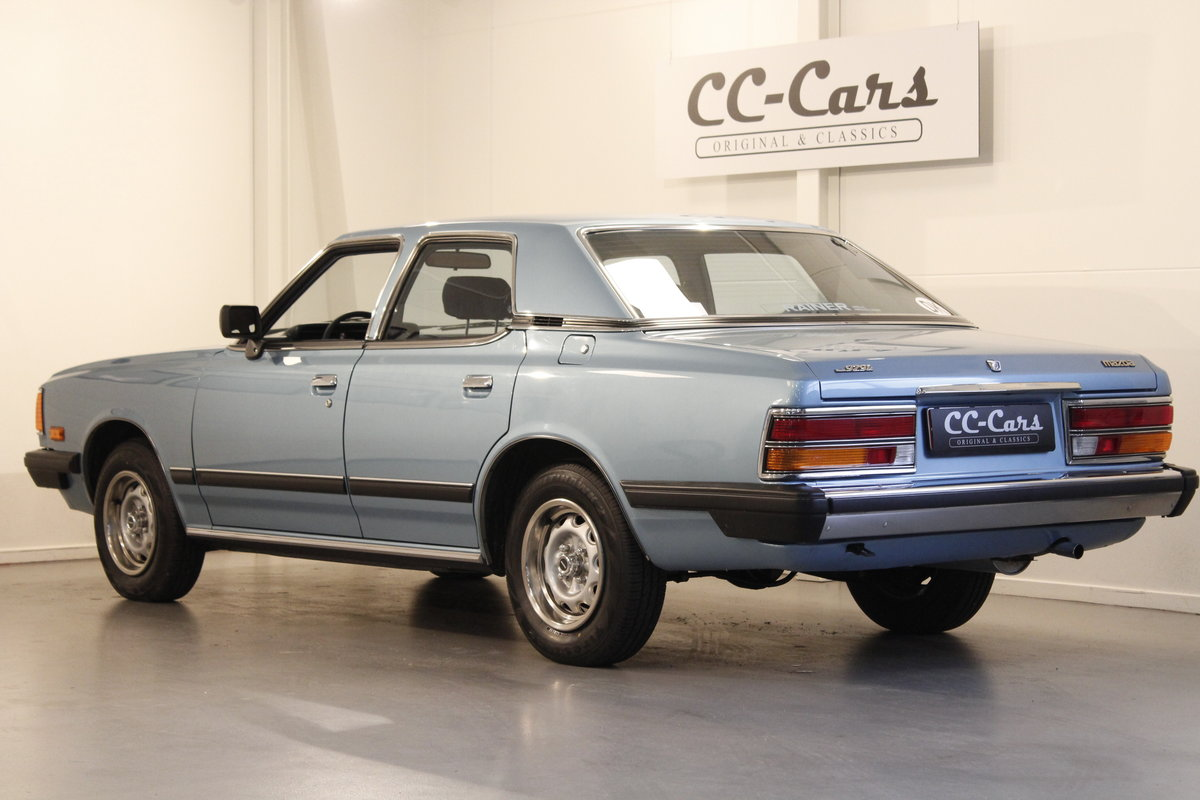 1981 Mazda 929 L Hardtop For Sale (picture 2 of 6)