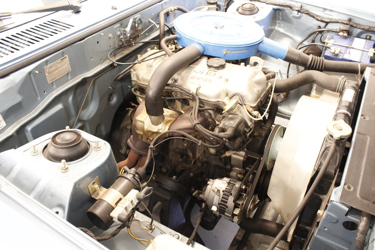 1981 Mazda 929 L Hardtop For Sale (picture 6 of 6)