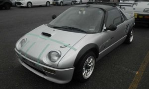 1993 Mazda Autozam AZ-1 RHD Fun Grey(~)Black  $10.5k