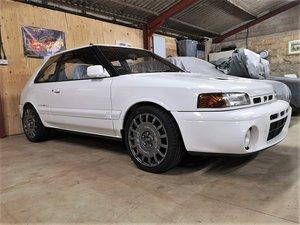 1992 Mazda Familia GTR,45,131 miles from new