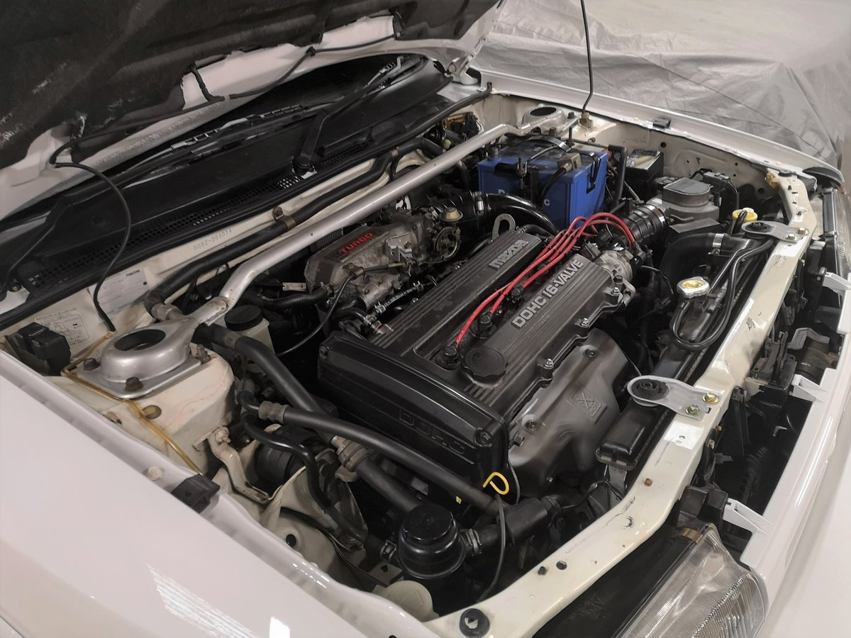 1992 Mazda Familia GTR,45,131 miles from new For Sale (picture 4 of 6)