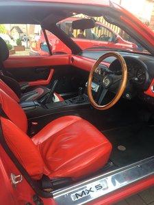 1996 Mazda Mx5 Mk1