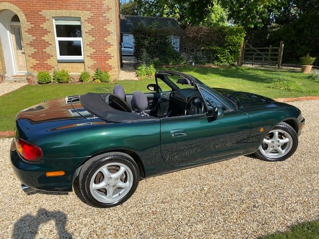 2000 Mazda MX5 SOLD (picture 2 of 6)