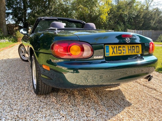 2000 Mazda MX5 SOLD (picture 4 of 6)