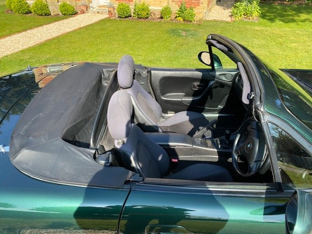 2000 Mazda MX5 SOLD (picture 6 of 6)