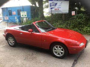 Mazda mx5 mk1 1.6 manual very early car