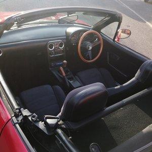 1992 Mazda MX5 Eunos Roadster