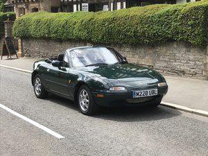 Mazda Mx5 1.8iS Mk1