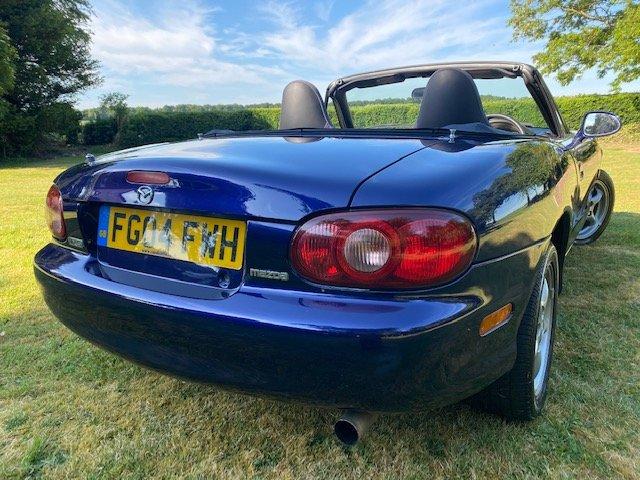 2004 Mazda MX5 Mk2 SOLD (picture 3 of 6)